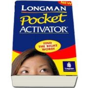 Longman Pocket Activator Dictionary Cased - Find the right word!