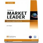 Market Leader 3rd Edition Elementary Level Practice File and CD Pack de Simon Kent