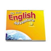 My First English Adventure 1 Flashcards de Mady Musiol