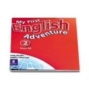 My First English Adventure 2 - Class CD de Musiol Mady