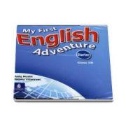 My First English Adventure Starter Class CD de Mady Musiol