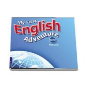 My First English Adventure Starter Flashcards de Mady Musiol