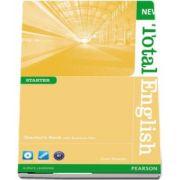 New Total English Starter Level Teachers Book and CD Pack de Irene Ofteringer