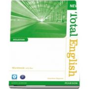 New Total English Starter Level Workbook with Key and Audio CD de Jonathan Bygrave