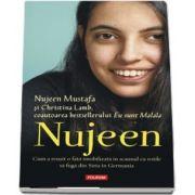 Nujeen Mustafa, Nujeen. Cum a reusit o fata imobilizata in scaunul cu rotile sa fuga din Siria in Germania