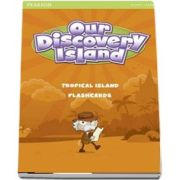 Our Discovery Island Tropical Island Level 1 Flashcards