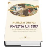 Murasaki Shikibu, Povestea lui Genji