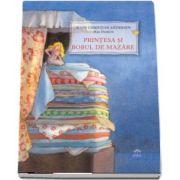 Hans Christian Andersen, Printesa si bobul de mazare - Ilustrata de Maja Dusikova