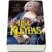 Vreau sa fiu sotia ta de Lisa Kleypas