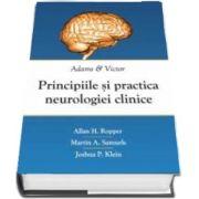Adams and Victor - Principiile si Practica Neurologiei Clinice, Editie de lux copertata in piele (Allan Ropper)