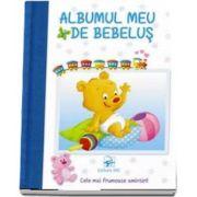 Albumul meu de bebelus (pentru baieti) - Cele mai frumoase amintiri!
