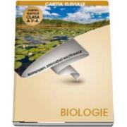 Biologie, caietul elevului pentru clasa a V-a de Silvia Olteanu