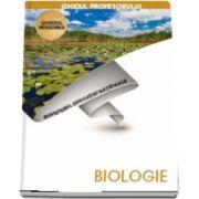 Biologie, ghidul profesorului pentru clasa a V-a de Silvia Olteanu - Contine si editia digitala