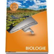Biologie, manual pentru clasa a V-a de Silvia Olteanu - Contine si editia digitala