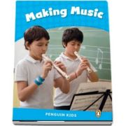 Making Music CLIL - Penguin Kids, level 1 de Taylor Nicole