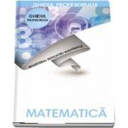 Matematica, ghidul profesorului pentru clasa a V-a (Radu Gologan)