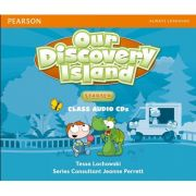 Our Discovery Island Starter Audio CD de Tessa Lochowski