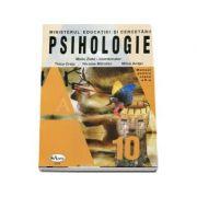Psihologie. Manual pentru clasa a X-a - Coordonator Mielu Slate
