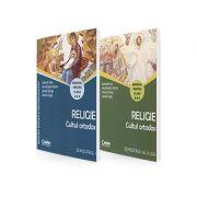 Gabriela Favu, Religie Cultul ortodox manual pentru clasa a II-a, semestrul I si semestrul al II-lea. Contine si editia digitala