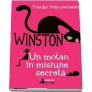 Winston - Un motan in misiune secreta (Editie brosata) de Frauke Scheunemann