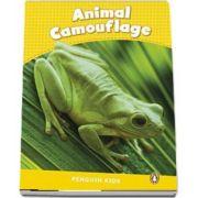Animal Camouflage - Penguin Kids CLIL 6 de Caroline Laidlaw