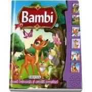 Bambi - Citeste si asculta (Cu 6 butoane)