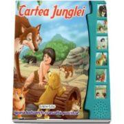 Cartea Junglei - Citeste si asculta (Cu 6 butoane)