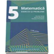 Matematica pentru clasa a V-a, exercitii si probleme de Nicolae Sanda (In conformitate cu noua programa)
