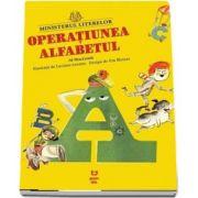 Operatiunea Alfabetul - Ilustratii de Luciano Lozano