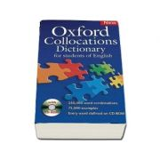 Oxford Collocations Dictionary for Students of English with CD-ROM - For students of English - Format, Paperback