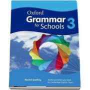 Oxford Grammar for Schools: 3 - Students - Book and DVD-ROM (Rachel Godfrey)
