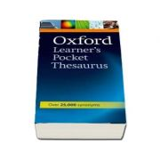 Oxford Learners Pocket Thesaurus: Over 25000 synonyms (Format, Paperback0