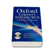 Oxford Learners Thesaurus with CD-ROM - A dictionary of synonyms - Format, Paperback