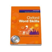 Oxford Word Skills Intermediate - Students Pack - with interactive super-skills CD-ROM (Ruth Gairns and Stuart Redman)