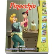 Pinocchio - Citeste si asculta (Cu 6 butoane)