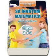 Sa invatam matematica fara profesor, clasa a V-a de Gheorghe Adalbert Schneider