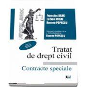 Tratat de drept civil. Contracte speciale, editia a V-a, actualizata si completata, volumul I, Vanzarea. Schimbul de Francisc Deak