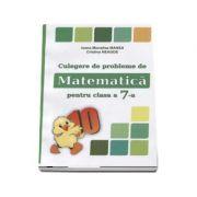 Culegere de probleme de matematica, PUISORUL - Pentru clasa a VII-a (Editia XXV revizuita si adaugita, 2017) - Autori: Ioana Monalisa Manea, Cristina Neagoe