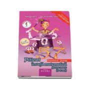 Piticot invata matematica, grupa mare 5-6 ani - Domeniul Stiinte, Colectia, caruselul cunoasterii