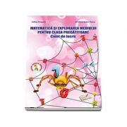 Matematica si explorarea mediului pentru clasa PREGATITOARE. Caiet de lucru (Adina Grigore)