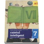 Caietul inteligent, pentru clasa a VII-a, semestrul I. Literatura. Limba romana. Comunicare, in conformitate cu noua programa (Ghid, caiet de lucru, 102 teste de evaluare)