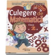 Culegere de Matematica pentru clasa a II-a - Teste sumative si finale cu descriptori de performanta de Mihaela Serbanescu