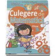 Culegere de Matematica pentru clasa a III-a - Teste sumative si finale cu descriptori de performanta de Mihaela Serbanescu
