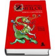 Enciclopedia zmeilor - Mircea Cartarescu, ilustratii de Tudor Banus (Editie cartonata)