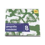 Geografia Romaniei, caiet pentru clasa a VIII-a de Steluta Dan (Editia 2017)