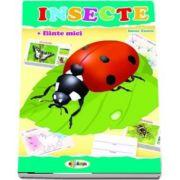 Insecte si fiinte mici de Inesa Tautu (Mapa)