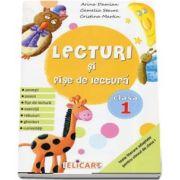 Lecturi si fise de lectura, pentru clasa I (Texte literare adaptate pentru elevul de clasa I)