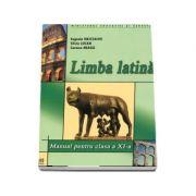 Limba latina manual pentru clasa a XI-a - Hristache Eugenia