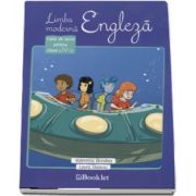 Limba moderna Engleza, caiet de lucru pentru clasa a IV-a de Valentina Barabas