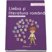 Limba si literatura romana, culegere pentru clasa a IV-a de Cezarina Luminita Hardulea